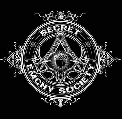 Welcome to the Society! A FREE STICKER comes with every order <3